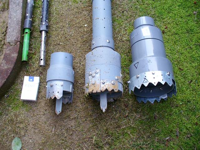 井戸 掘り 機